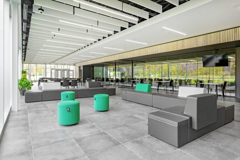 Artopex Downtown Element Dynamique Element Active Seating Crema