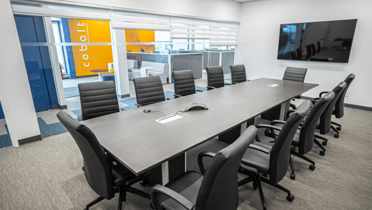 Artopex Mayhew - Take Off Conference table and Sentinel chairs