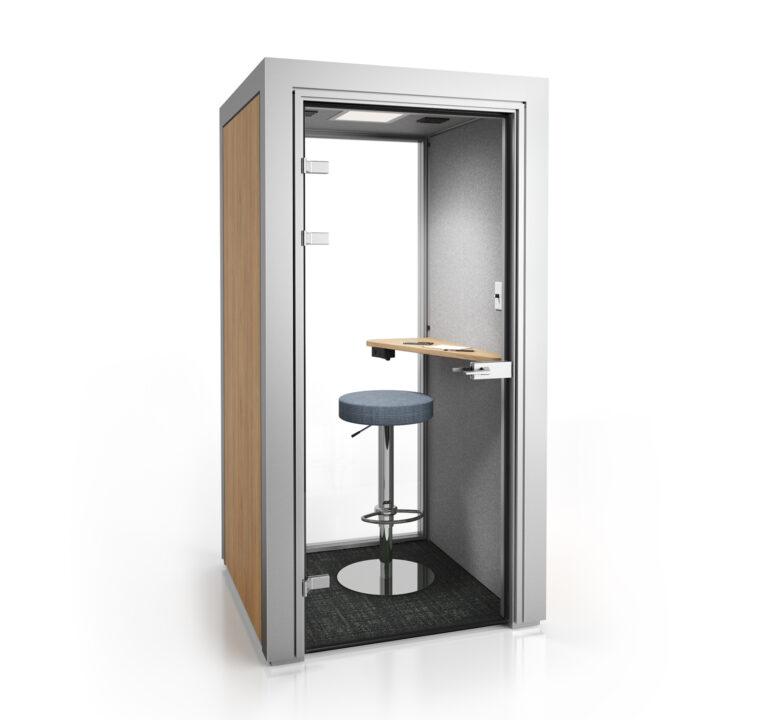 Artopex Mute Box Solo Vortex Lab stool