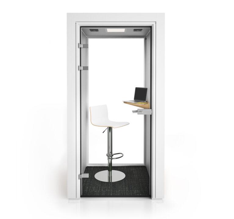 Artopex Mute Box Solo Crema stool
