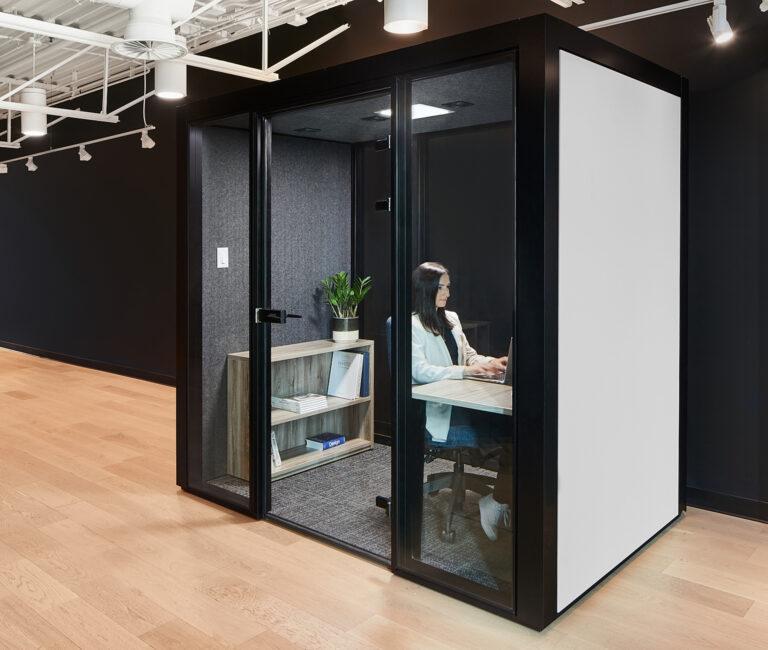 Artopex Mute Box Collab Private Office Bureau Ferme