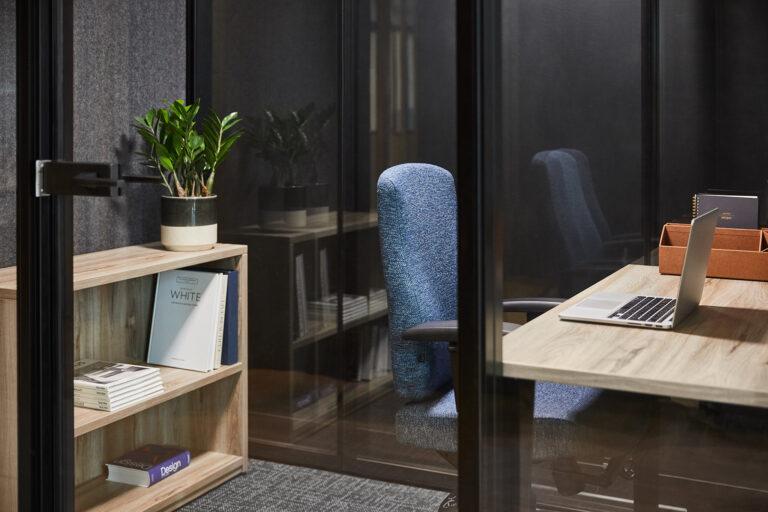 Artopex Mute Box Collab Private Office Bureau Ferme2