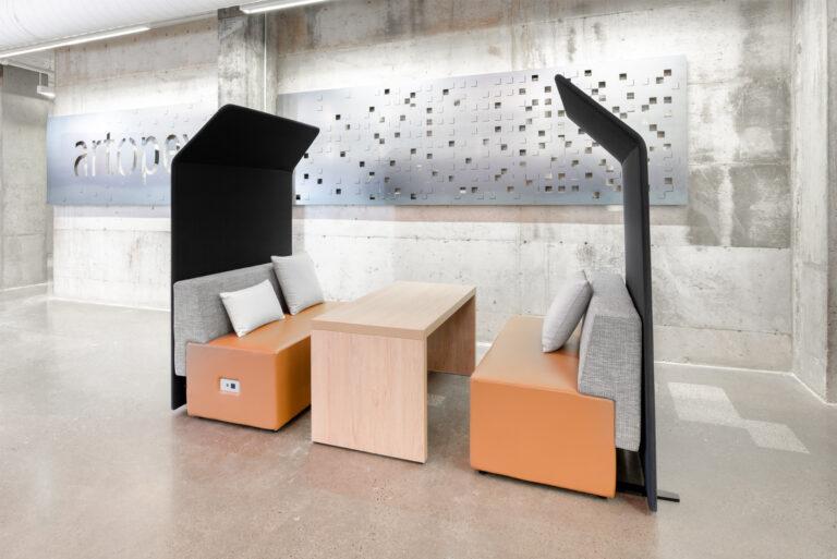 Artopex Montrealm Showroom - Downtown