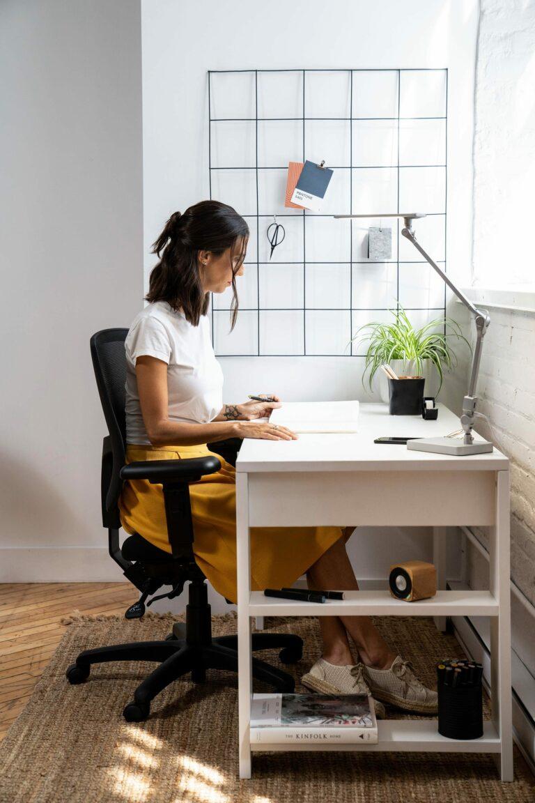 Artopex Home Office Arlow Vortex Mesh 2