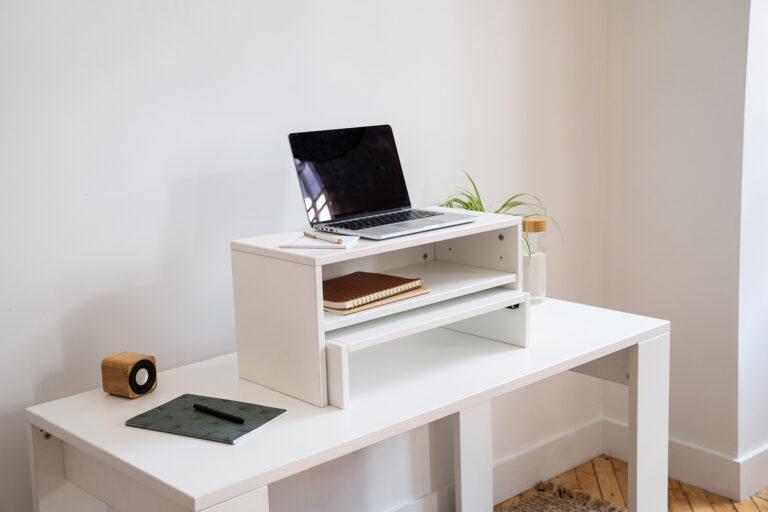 Artopex Home Office Socle Ecran Screen Riser Pigeonhole Pigeonnier