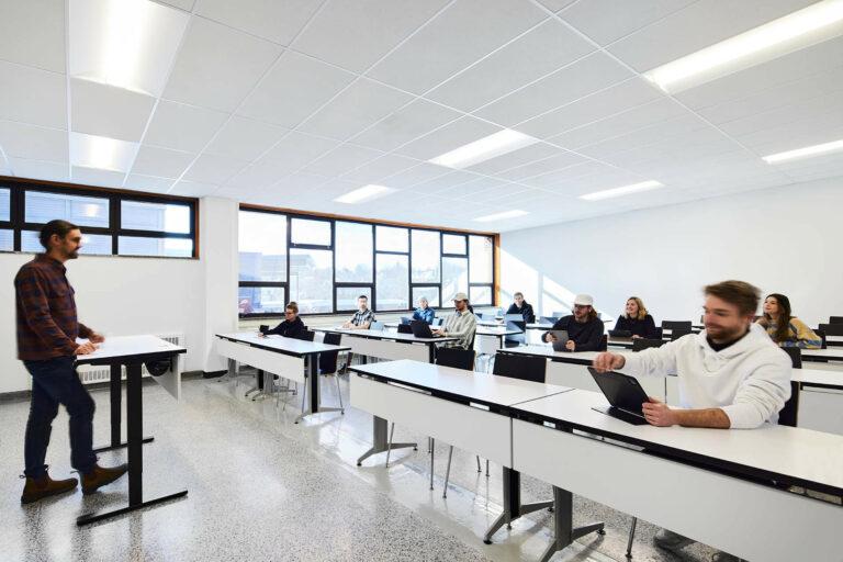 Artopex Projet Genius Crema Table Ajustable