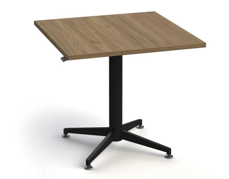 Artopex Adjustable Meeting Tables - Square - Dalia-Black_1920X0