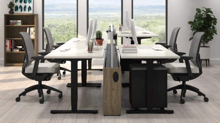 Chaises Auxi - Tables Ajustable II