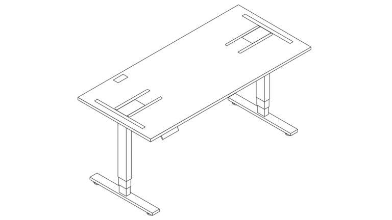 Tables Ajustables II
